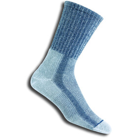 Thorlos Light Hiking Socken Crew Damen slate blue